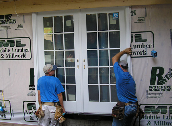 Richmond Hill Doors Installation